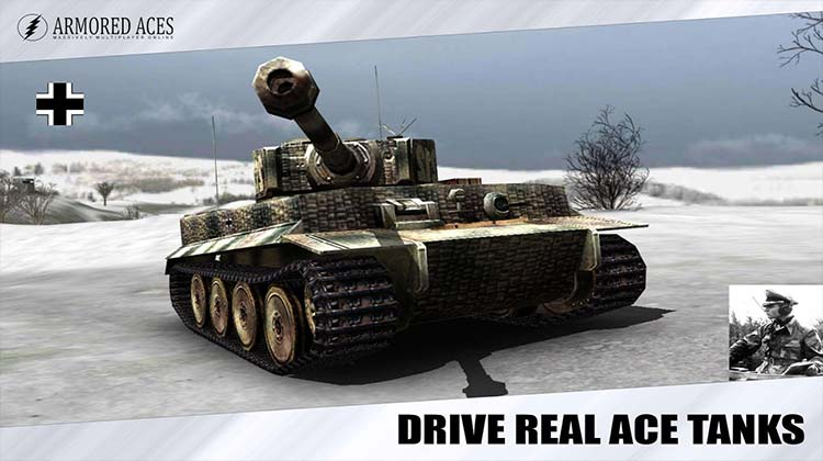 Armored Aces - 3D Tanks Online APK