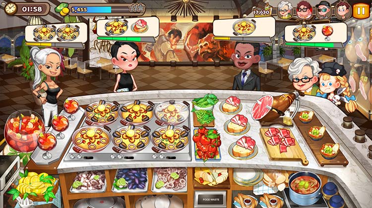Cooking Adventure APK