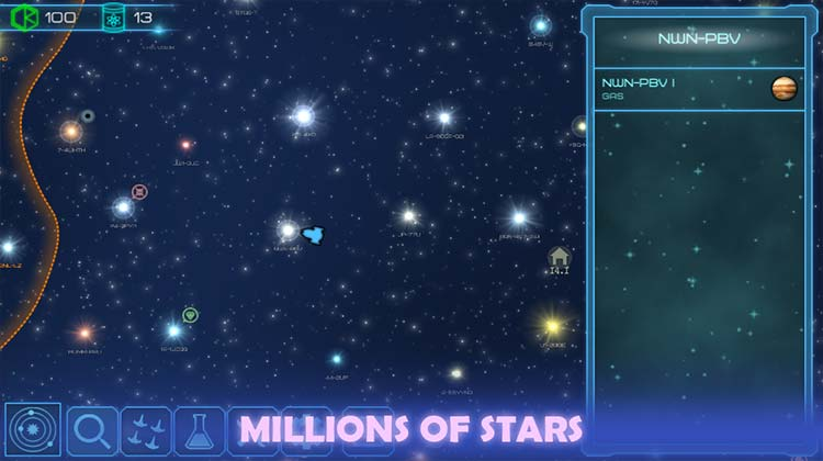 Event Horizon - Space RPG APK