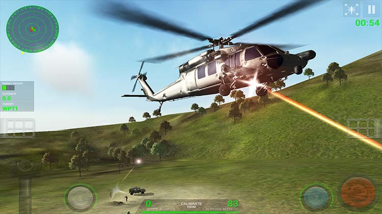 Helicopter Sim APK