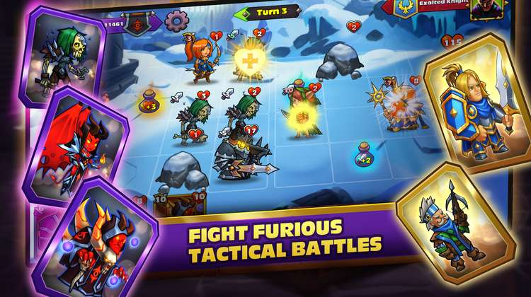 Heroes Of Magic - Card Battle APK