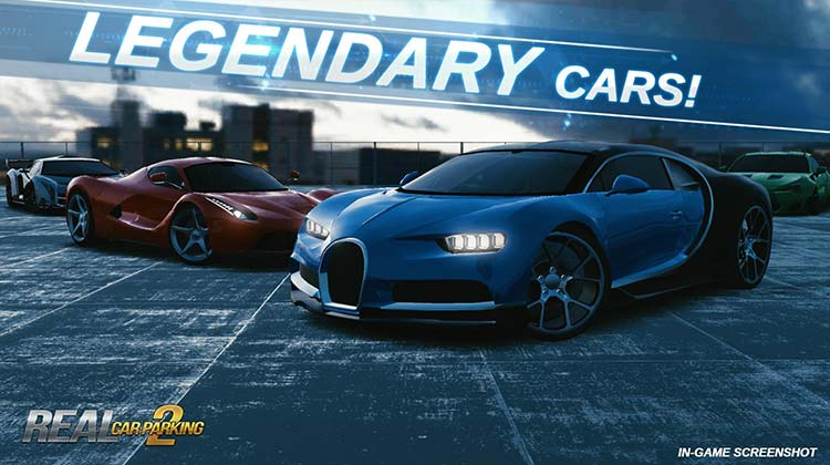 Real Car Parking 2: Driving School APK