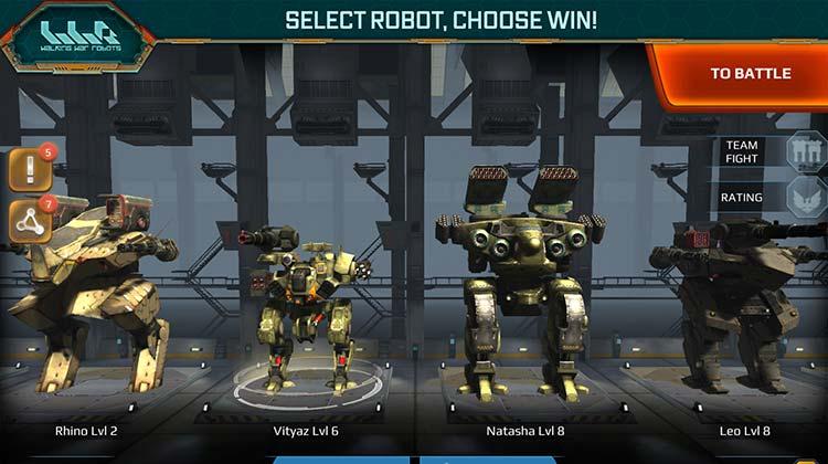 Добавить отзыв видео про игру валкинг вар роботс деталь